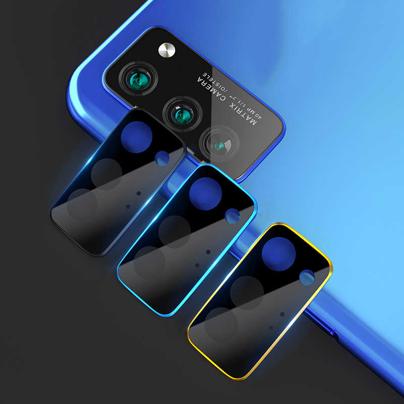 2 In 1 Voor Honor View 30 Pro Camera Protector Gehard Glas Op Voor Huawei Honor View 30 Pro V30 camera Lens Screen Protector
