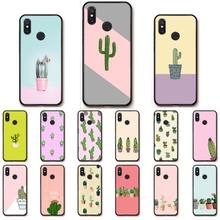 Babaite Plant cactus silicone case for xiaomi mi a1 a2 lite redmi note 2 3 4 4x 5 5a 6 mobile phone accessories cltgxdd 5 10pcs headphone audio jack socket for xiaomi 4 4c 5x a1 redmi 1s 2 2a 3 3s 3x 4a 4pro prime max2 note 1 2 3 3pro 4 4x