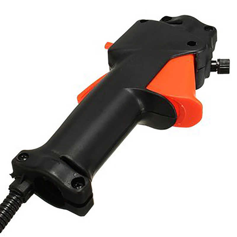 Handle Switch Throttle trimmers brush cutters Strimmer Black Trimmer Brush Cutter Trigger with cable