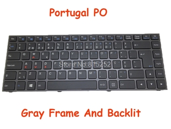 SD UK Keyboard For CLEVO P640 MP-13C26P0J4303 6-80-P6400-150-1 MP-13C26S0J4303 MP-13C23T0J4303 MP-13C26GBJ4303 MP-13C23USJ4303 фото