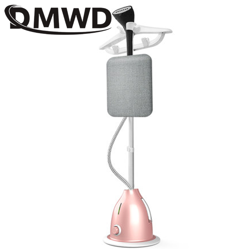 Image 4 - DMWD Electric Vertical Garment Steamer Iron Adjustable Clothes Steamer Hanging Ironing Machine Dry Cleaning Steam Brush 2000W EU-in Garment Steamers from Home Appliances