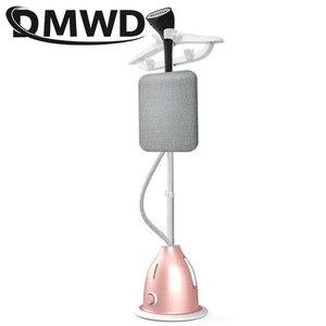 Image 4 - Roupas DMWD Vertical Garment Steamer Ferro Elétrico Ajustável de Vapor Pendurado Engomar Máquina de Limpeza a Seco Escova De Vapor 2000W UE