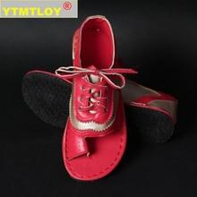 Zapatos de mujer 2020 gran oferta de verano para mujer, sandalias Retro Vintage planas con punta abierta, zapatos informales, sandalias de mujer Roma