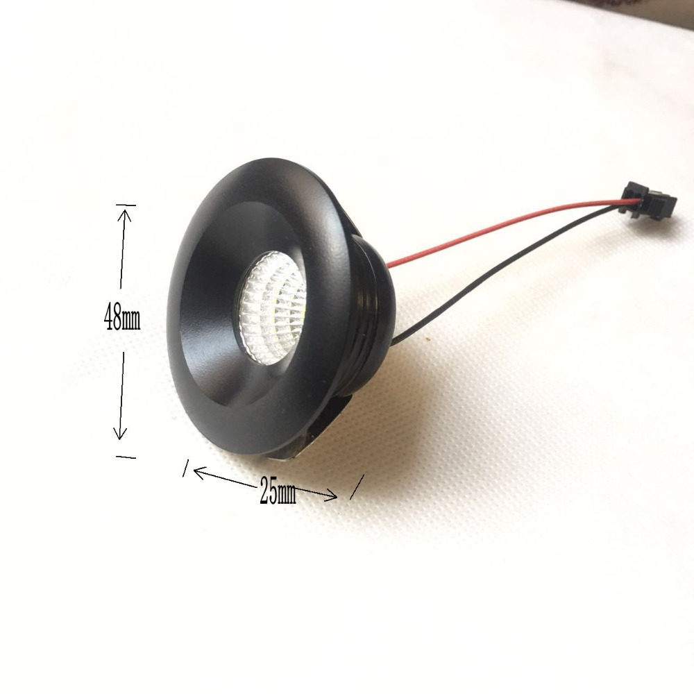 Novos pontos lâmpada 4 pçs com motorista