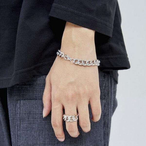 H9c01e327cc5e4b218944dfe12b16a771b 1PC 2020 Fashion Golden Metal Rings for Women