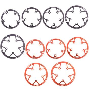 Ultralight 130 BCD BMX Chainring Folding Bicycle Chainwheel Bike Crankset Tooth G99D image