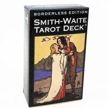 Бортовая версия smith waite tarot материал колоды Таро настольная