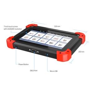 Image 3 - XTOOL X100 PAD Key Programmer professional OBD2 Auto scanner diagnostic tool odometer adjustment Update online code reader EPB