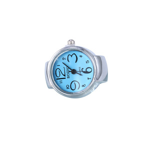 Women Mens Finger Ring Watch Q