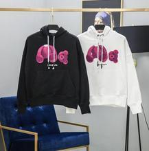 Palm Angels Hondies Men Women Oversize Casual Lil Peep 1:1 Stranger Things Sweatshirt Streetwear Pullover Hondie