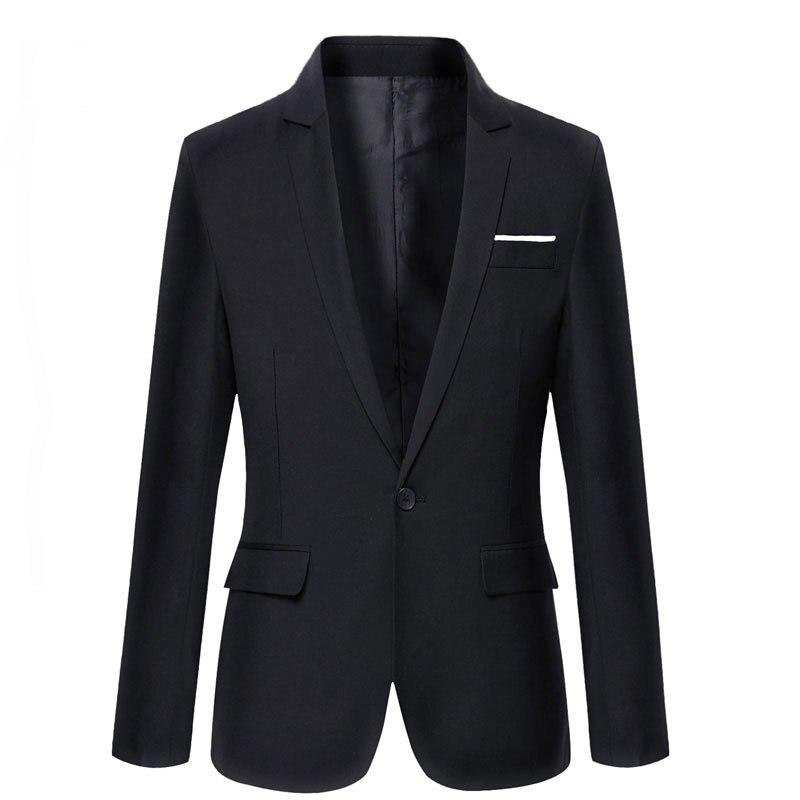 EBay New Style Men Thin Suit Korean Style Slim Fit Suit Men Suit Jacket