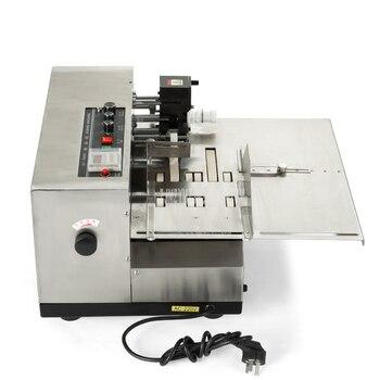 MY-380F автоматическая машина для кодирования чернильного колеса из нержавеющей стали, принтер даты производства, печатная машина для печати ...