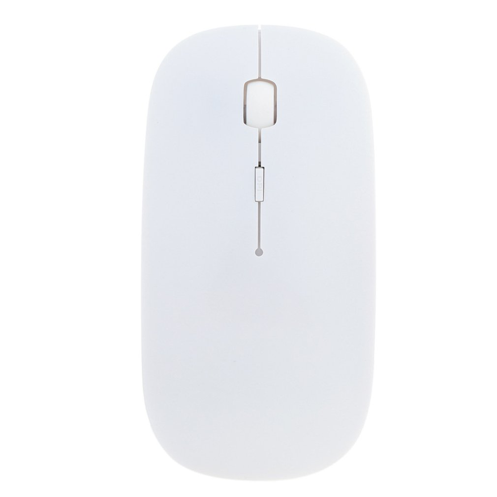 Factory Direct Supply Gift Mouse Special Offer Wholesale Thin Wireless Mouse 2.4g Blue Ray Notebook Computer Mouse