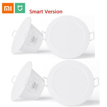 New xiaomi mijia smart downlight work with mi home app smart remote control white & warm light Embedded Ceiling LED lamp