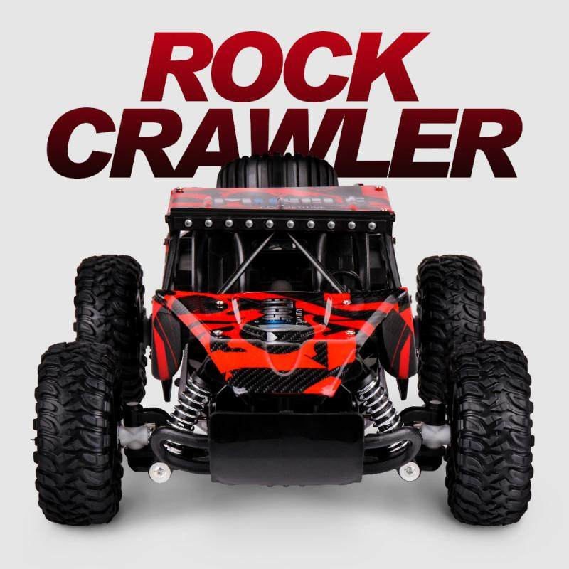 RC Cars 4WD Double Motors Drive Electric Remote Control Off-Road Climbing Bigfoot Car Kid Gift Toys for Boy Brithday Gifts