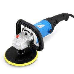 1400W nowy wielofunkcyjny samochód auto szlifierka meble maszyna do woskowania maszyna uszczelniająca narzędzie elektryczne piękno samochodu