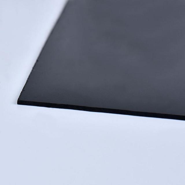 1 piezas 200mm * 250mm DIY modelo ABS estireno hoja plana placa materiales para tren edificios modelo de hoja kits de construcción de