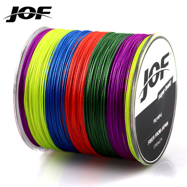 Perfect 4 Strands Multifilament Japanese Fishing Line Fishing Lines cb5feb1b7314637725a2e7: Black|Blue|Green|Grey|Multicolor|Orange|Pink|White|Yellow