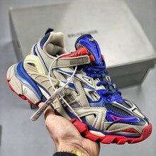 Plus Size 36-45 Men Running Shoes Casual Fashion Sport