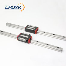 HGR30 Square Linear Guide Rail 2PCS L900mm+4PCS Linear Block Carriage HGH30CA or Flang HGW30CC For CNC ROUTER