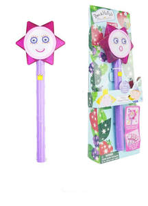 Toys Christmas-Gifts Holly Princess Voice-Glows Children's New Ben And Magic-Wand Girl's