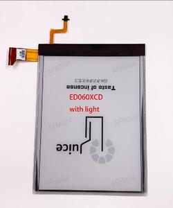 Image 2 - ED060XCD 100% new eink LCD Display screen with backlight no touch for ebook readers free shipping