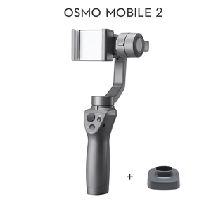 DJI OSMO Mobile 2 Handheld 3-Axis Gimbal Stabilizer OM2 with Smooth Video/Motion Timelapse /Zoom Control /Panorama Functions
