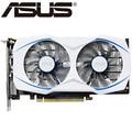 ASUS Video Karte Original GTX 1050 Ti 4GB 128Bit GDDR5 Grafiken Karten für nVIDIA VGA Karten Geforce GTX 1050ti verwendet 950 960 750