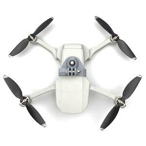 Image 1 - Mount Bracket Houder 1/4 Schroef Voor Dji Mavic Mini Drone Extended Adapter Voor Insta 360 Actie Camera Voor Gopro 8 accessoires