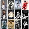 Cristiano Ronaldo Wall Art Paintings Printed on Canvas 1