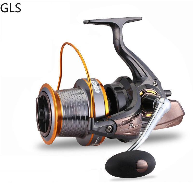 Original Spinning Fishing Reel 3000 9000 Series Carp Fishing Reel High Speed Fishing Reel Pesca Fishing Reels     - title=