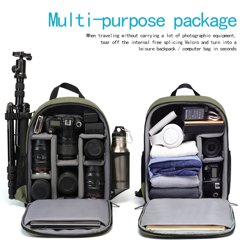 Multi-functional Camera Backpack 1