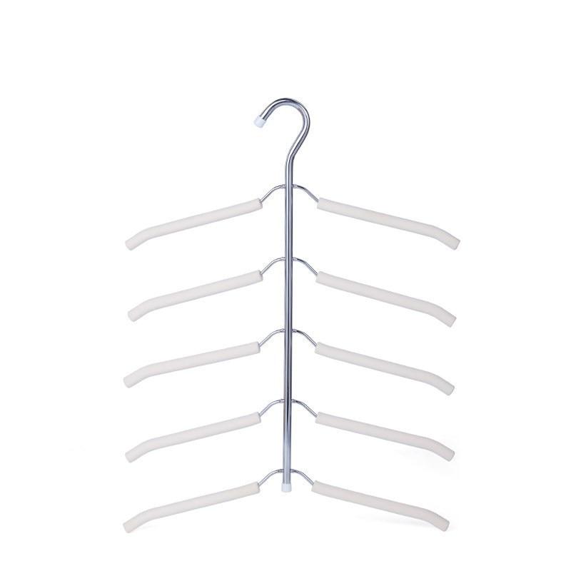 Вешалка для одежды, органайзер для одежды, 1 шт., многослойная вешалка для одежды, вешалка для одежды, Perchas Para La Ropa, крючок, вешалки - Цвет: 17 40X56.5cm