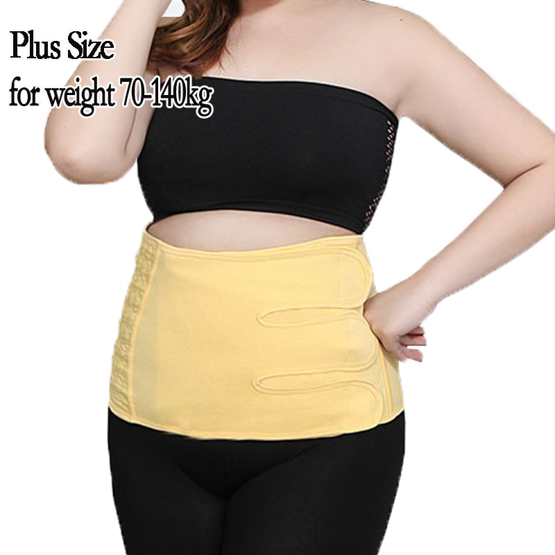 Plus Size Cotton Postpartum Belly Band Support New After Pregnancy Belt Belly Maternity Bandage Band Pregnant Women Shapewear