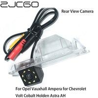 ZJCGO Автомобильная камера заднего вида для парковки  водонепроницаемая камера для Opel Vauxhall Ampera для Chevrolet Volt Cobalt Holden Astra AH