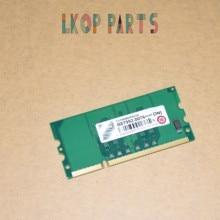 1 pçs 256 mb módulo de memória para hp p2015 p2055 p3055 m2727 m475 cm2320 cp2025 m351a m451 cp1515 cp1518 cp5220 cp5225 cb423a 256 mb