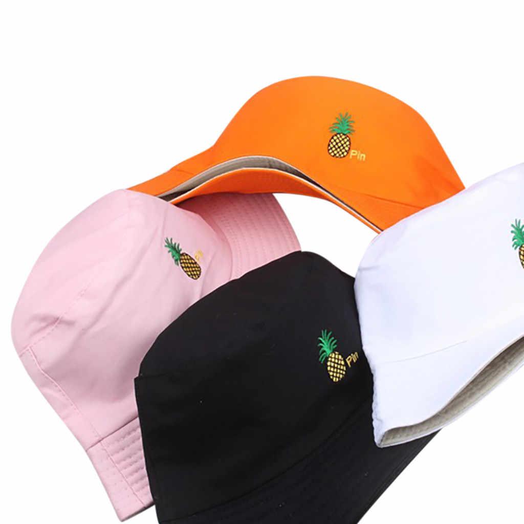 2019 สะโพก Hop หมวกชาวประมงผู้หญิงผู้ชาย Unisex Fisherman หมวกแฟชั่นหมวกกันแดดกลางแจ้ง