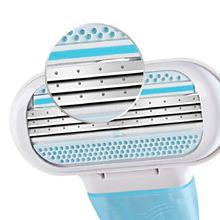 Женская бритва для бритья 2 шт/лот Безопасная Быстрая доставка
