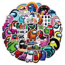 P6004 dongmanli 50 шт/компл игра «астронавт» «сделай сам» граффити