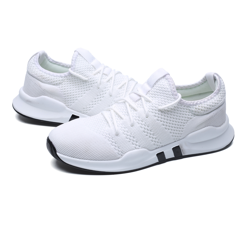 Hot Sale Running Shoes Light Casual Comfortable Man Sneakers Breathable Non-slip Wear-resisting Heighten Fashion Men Sport Shoes