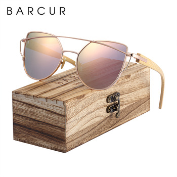 BARCUR Cat Eye Sunglasses