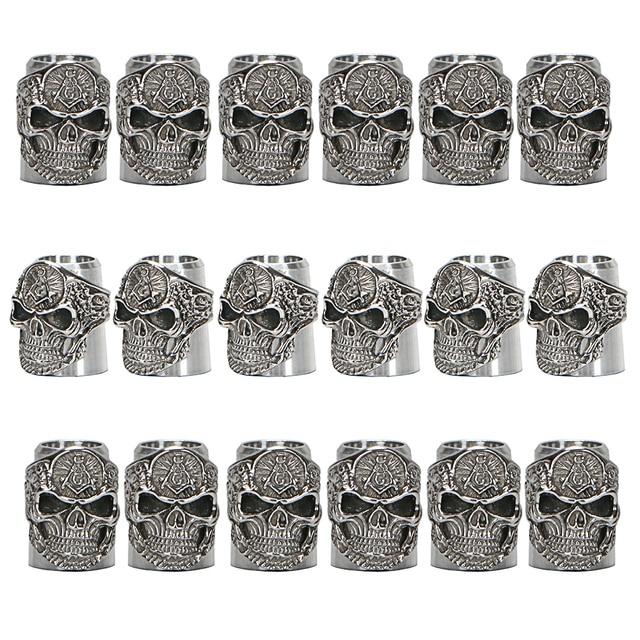 شحن مجاني جديد 5 قطعة/الحزمة مادة الألومنيوم اثنين من حجم للاختيار للجولف الحديد و جولف وودز جولف الحلقات