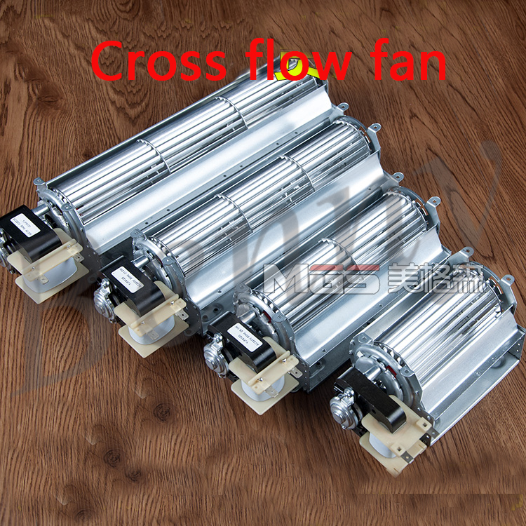 Cross Flow Fan 220v Axial Flow Fan Cross Flow Fan Elevator Chassis Cooling Fan Accessories Mute