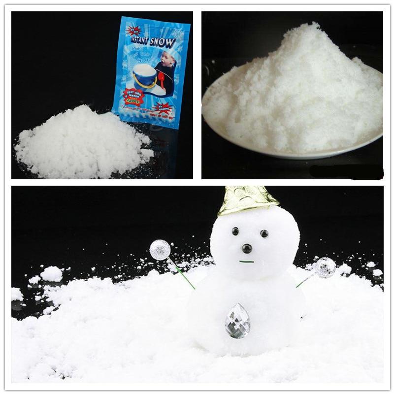 1 шт., инструмент для моделирования белого снега
