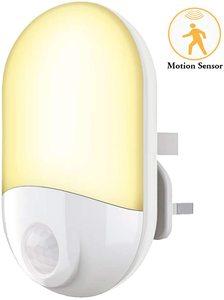 Image 1 - 2 шт./упаковка, светодиодные лампы с датчиком движения