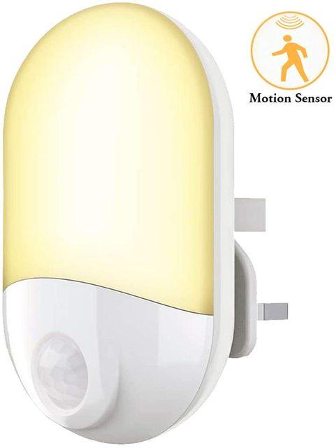 2 шт./упаковка, светодиодные лампы с датчиком движения