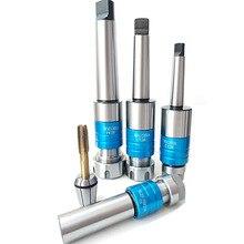 Morse cone MT2 MT3 mt4 mta3 er20 er25 er32 Floating tapping holder morse tool holder tap chuck collet chuck cnc milling lathe