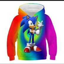 Sweat à capuche Sonic, lien personnalisé pour les anciens clients