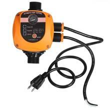 110V-240V Elektronische Pumpe Control Booster Pumpe Automatische Wasserpumpe Druckregler Schalter für Wasser Zifferblatt Display bewässerung