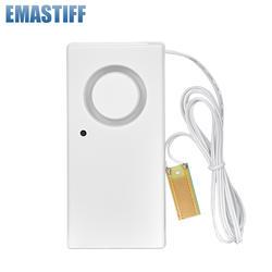 Домашняя сигнализация, детектор утечки воды, датчик утечки воды, независимый датчик утечки воды, обнаружение наводнений, система охранной